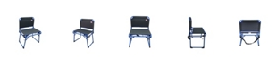 Outdoor Spectator Fold and Go Convertible Director Stadium Seat