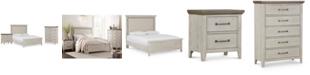 Furniture Willow Bedroom Furniture, 3-Pc. Set (Queen Bed, Nightstand & Chest)