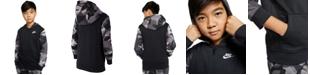 Nike Big Boys Sportswear Full-Zip Fleece Hoodie