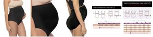 Annette Soft and Seamless Full Cut Pregnancy Brief Underwear