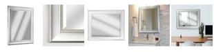 Crystal Art Gallery American Art Decor Camden Beveled Wall Vanity Mirror