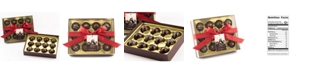 Le Grand Confectionary 12 Piece Dark Lovers Truffle Box