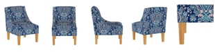 Martha Stewart Collection Lily Pond Collection Accent Chair