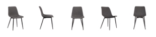 Armen Living Monte Dining Chair