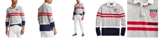 Polo Ralph Lauren Men's Classic Fit Cotton Jersey Rugby
