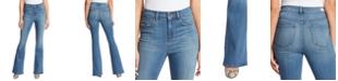 Skinnygirl Women's Julia High-Rise Flare Jeans