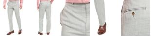 Lauren Ralph Lauren Men's Classic-Fit UltraFlex Stretch Sharkskin Machine Washable Dress Pants
