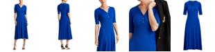 Lauren Ralph Lauren Fit-And-Flare Dress