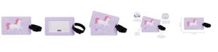Wildkin Unicorn Bag Tags, Pack of 2