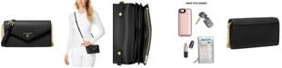 Michael Kors Jet Set Charm Envelope Phone Crossbody