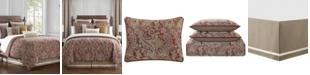 Waterford Danehill Reversible Queen 4 Piece Comforter Set