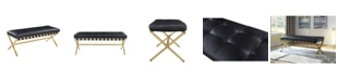 Chic Home Claudio Bench