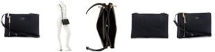 GUESS Naya Double Zip Crossbody Bag