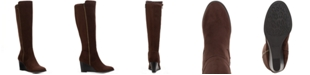 Style & Co Wynterr Wedge Dress Boots, Created for Macy's
