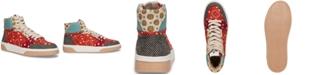 Steve Madden Women's Freethrow High-Top Sneakers