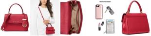 Michael Kors Ava Extra-Small Leather Crossbody