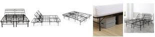 "Sleep Trends Adjustable 14"" Metal Bed Frame Collection"