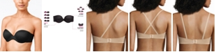 Maidenform Strapless Shaping with Lift Underwire Bra 9417