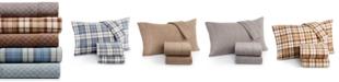 JLA Home Fleece Twin 3-pc Sheet Set