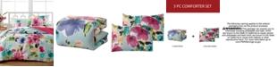 Hallmart Collectibles Amanda 3-Pc. Reversible Comforter Sets