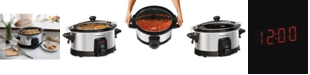 Hamilton Beach Stay or Go® IntelliTime™ 6-Qt. Slow Cooker