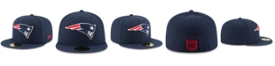 New Era New England Patriots Team Basic 59FIFTY Fitted Cap