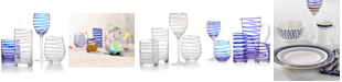 kate spade new york Charlotte Street Glassware Collection