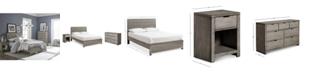 Furniture Tribeca Bedroom Set, 3-Pc. Set (Queen Bed, Dresser & Nightstand), Created for Macy's