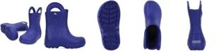 Crocs Handle It Rain Boots, Toddler Boys & Little Boys