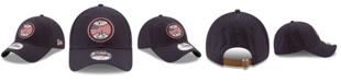 New Era Atlanta Braves Americana Patch 9TWENTY Strapback Cap