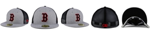 New Era Boston Red Sox New School Mesh 59FIFTY Fitted Cap