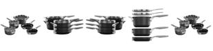 Calphalon Premier Space-Saving 8-Pc. Hard-Anodized Non-Stick Cookware Set