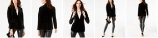 INC International Concepts INC Velvet Blazer, Created for Macy's