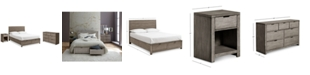 Furniture Tribeca Storage Bedroom Furniture, 3-Pc. Set (Full Bed, Dresser & Nightstand), Created for Macy's
