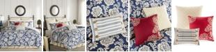 Madison Park Lucy Cotton Reversible 9-Pc. King Duvet Set
