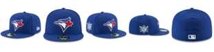 New Era Toronto Blue Jays Jackie Robinson Day 59FIFTY FITTED Cap