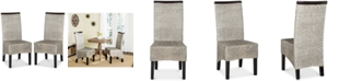 Furniture Sladen Dining Chair (Set Of 2), Quick Ship