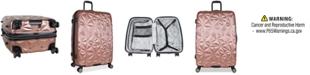 Aimee Kestenberg Geo Edge 3-Pc. Hardside Luggage Set