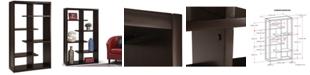 Simpli Home CLOSEOUT! Risten Bookcase
