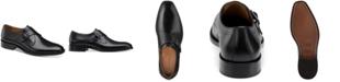 Johnston & Murphy Men's Sanborn Monk Strap Loafers
