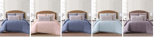 Oceanfront Resort Chambray Coast Full/Queen 3 Piece Comforter Set