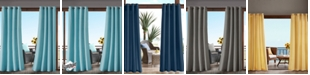 """Madison Park Pacifica 54"""" x 84"""" Grommets Solid 3M Scotchgard Outdoor Panel"""