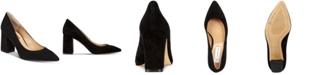 INC International Concepts INC Bahira Block-Heel Pumps, Created For Macy's