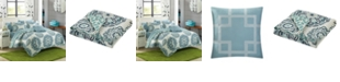 Chic Home Madrid 3 Piece Twin Quilt Set