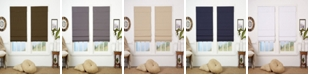The Cordless Collection Insulating Cordless Roman Shade, 53x72
