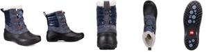 The North Face Women's Shellista Shorty Waterproof Winter Boots