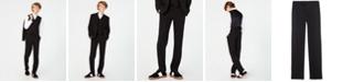 Calvin Klein Big Boys Slim Fit Stretch Suit Pants