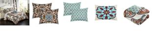 Chic Home Feinch 4 Pc Queen Duvet Cover Set