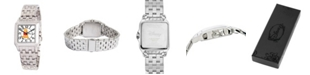 ewatchfactory Disney Winnie Women's Silver Alloy Square Watch