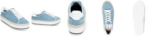 Steve Madden Women's Rule Lace-Up Espadrille Sneakers